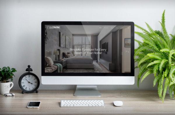 New Studio Becker Website