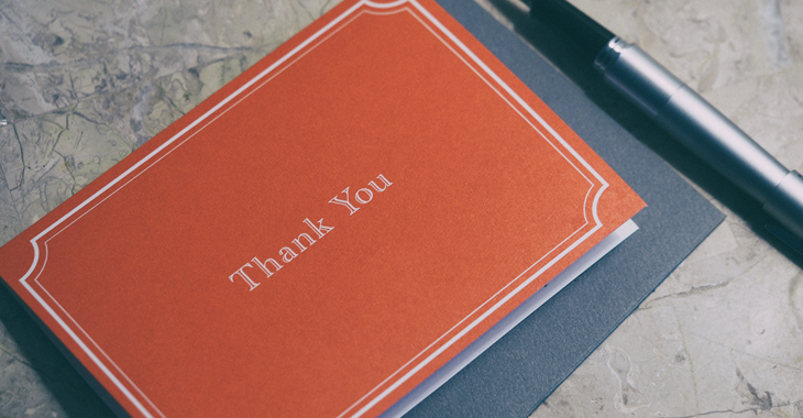 Thank You For The Referral – Gift Ideas